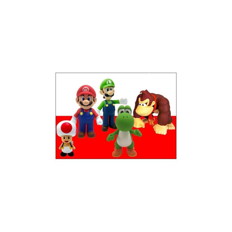 Nintendo Super Mario Bros. Toad Vinyl Figure