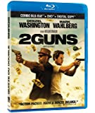 2 Guns [Blu-ray + DVD + Digital Copy] (Bilingual)