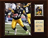 NFL Jerome Bettis Pittsburgh Steelers Player Plaque