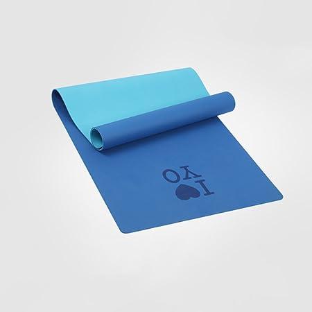 QI-shanping Estera de Yoga - Estera Plegable para Ejercicios ...