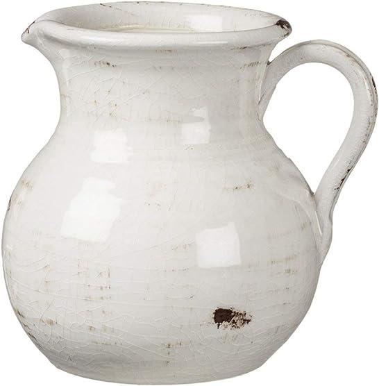Sullivans White Ceramic Vase