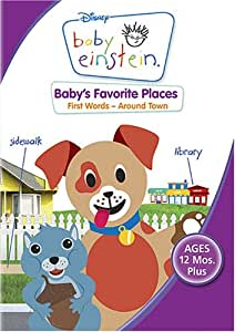 Amazon Com Baby Einstein Baby S Favorite Places First