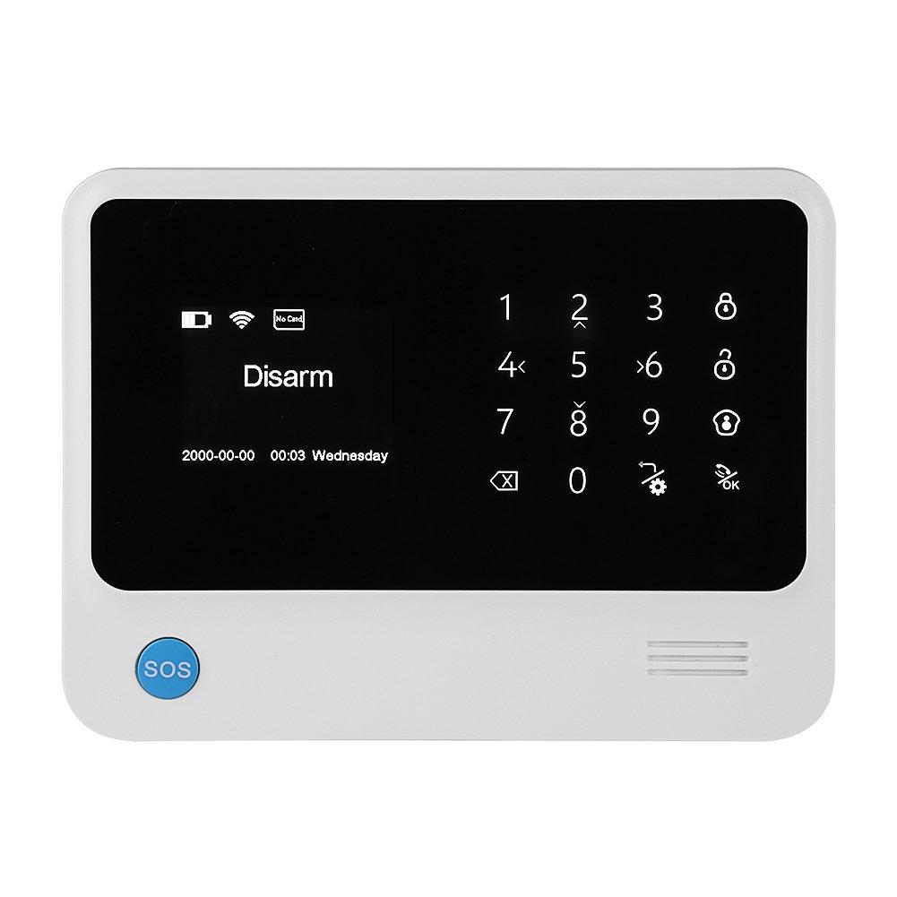 Eboxer gsm GPRS WiFi Detector de Alarma Antirrobo ...