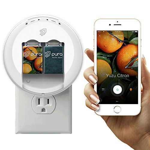 Pura Automated Home Fragrance Device   Intelligent Smart Home Air Freshener