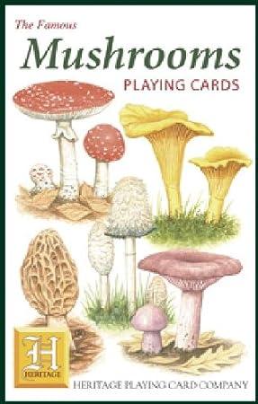 Heritage Playing Cards - Juego de cartas [importado]: Amazon.es: Juguetes y juegos