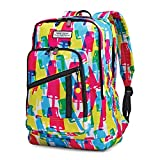 American Tourister Keystone Backpack, Popsicle, One Size