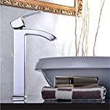 MVW The wash basin tap water simply to install, hot & cold mix the tap of wash basin bathroom wash basin cabinet bath rooms waterfall faucet wash basin mixer frames of the wash basin tap bath rooms w