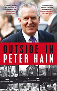 Outside In by [Hain, Peter]