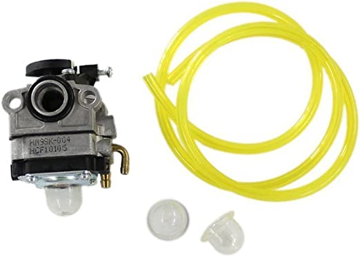 Huri carburador combustible línea con imprimación bombilla para SHINDAIWA T282 T282 X cadena cortadora de césped desbrozadora: Amazon.es: Jardín