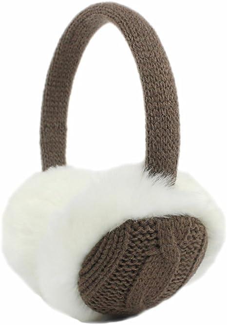 Butterme Paraorecchie per bambini e invernali Paraorecchie invernali per orecchie con bretelle e paracolpi Calda per esterno per uomo donna bambina bambino