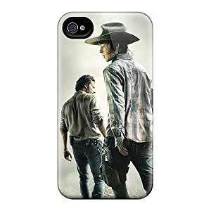 Great Hard Phone Case For Iphone 6 With Support Your Personal Customized Lifelike The Walking Dead 2014 Skin ErleneRobinson