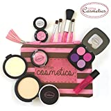 Little Cosmetics Pretend Makeup Essential Set – Light