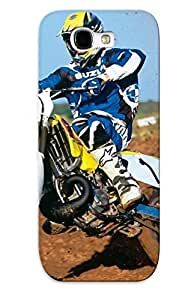 Crazinesswith Hot Tpye Suzuki Rmz250 Case Cover For Galaxy Note 2 For Christmas Day's Gifts