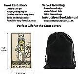 Tarot Cards Set Classic Rider Tarot Cards Deck with