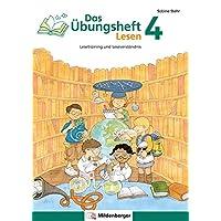 Das Übungsheft Lesen 4: Lesetraining und Leseverständnis, Deutsch, Klasse 4