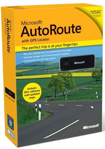Buy Microsoft AutoRoute 2011 Europe Cheap
