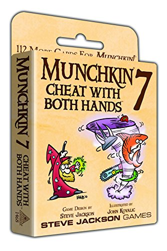 Munchkin 7 - Cheat With Both Hands