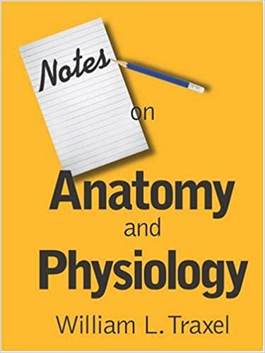 Notes On Anatomy And Physiology 9781601454546 Medicine Health