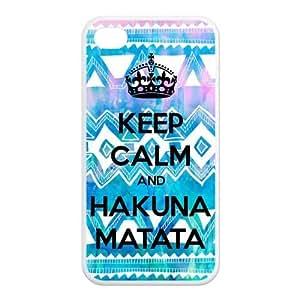 Hakuna Matata Customized Back Cover Protector TPU For iphone 5 5s, iphone 5/5s Case - YurieStore
