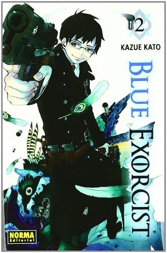 Descargar Libro Blue Exorcist 02 Kazue Kato