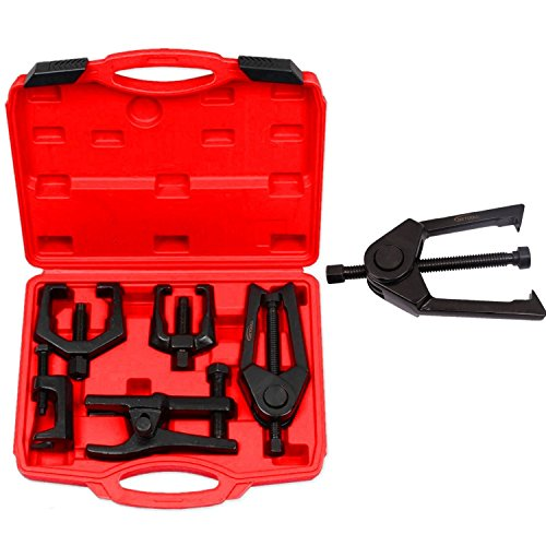 BETOOLL 5pcs Front End Service Tool Set Separate Pitman Arm