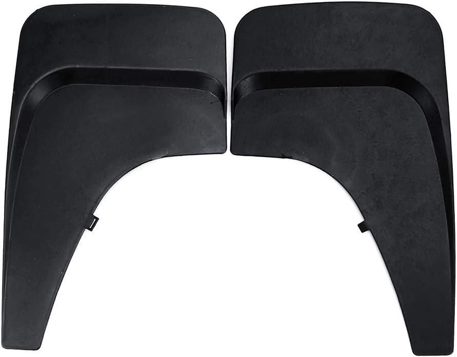 Pezzi Di Componenti In Plastica For 25x41x1.5cm Esterno Universale Paraspruzzi Anteriore E Parafango Posteriore 2 Pz Parafanghi Fender For Il Camion