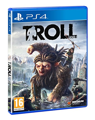 Price comparison product image Troll and I (PS4) (UK IMPORT)
