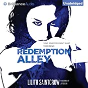 Redemption Alley: Jill Kismet, Book 3 | Lilith Saintcrow