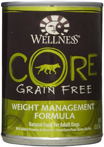 Wellness Core Grain Free Weight Management 12 215 12 5oz