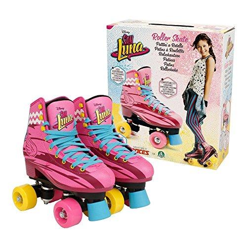 Soy Luna - Quad Roller Skate 4 wheeled (Giochi Preziosi YLU00421) (30-31) by Roces