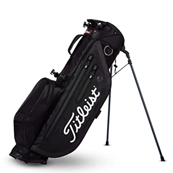 Amazon.com: Titleist Golf- Players 4 StaDry Stand Bag ...