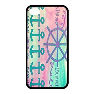 Custom Anchor Back Cover Case for iphone 4,4S JN4S-669