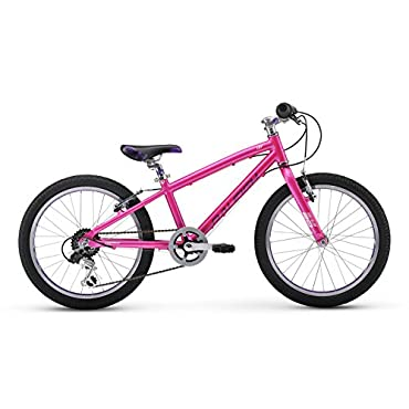 Raleigh Lily 20 Girl's Bike, Pink