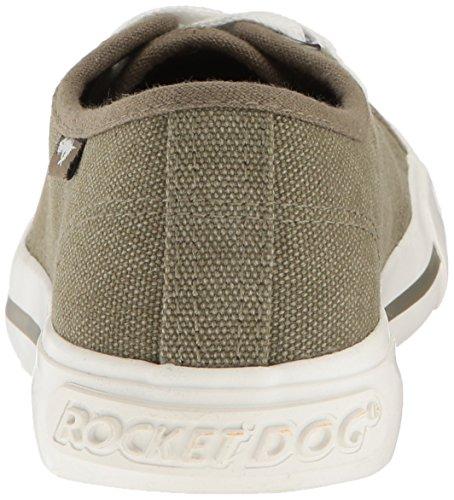 Rocket Dog Womens Jumpin Orchard Cotton Fashion Sneaker Olive ZBDsrW5rZZ
