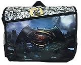 Batman vs Superman Black Duffle Bag/gym Bag/travel Bag