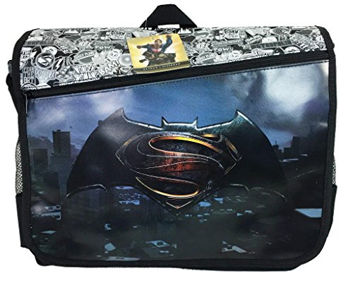 Batman vs Superman Black Duffle Bag/gym Bag/travel Bag by FreeShipping