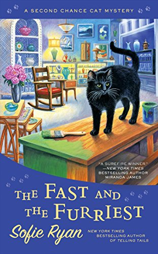 The Fast and the Furriest (Second Chance Cat Mystery Book 5)