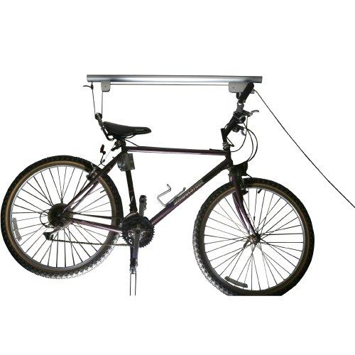 RAD Cycle Products Highest Quality Rail Mount Heavy Duty Bike Hoist and Ladder Lift - Quality Bicycle Hoist
