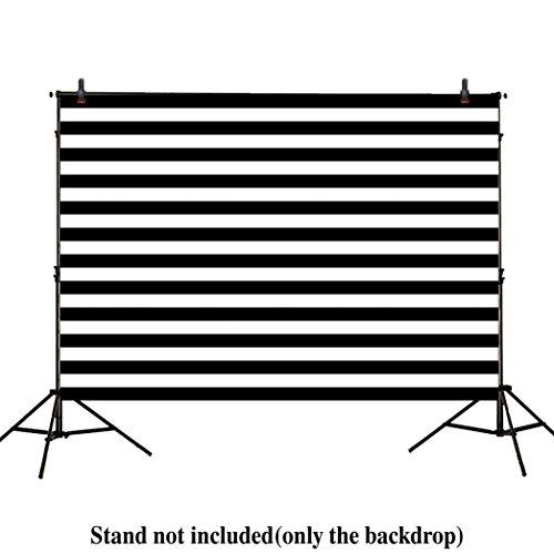 White Stripe Folded Note - 5