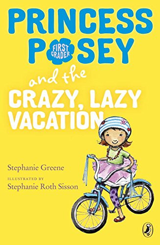 Amazon.com: Princess Posey and the Crazy, Lazy Vacation (Princess ...
