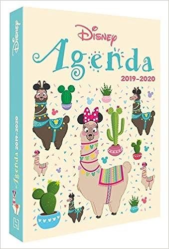 DISNEY - Agenda 2019-2020 - Les Lamas: 2019-2020 - Une année ...