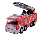 LSM store Electric fire Truck Water Spray Sound Lighting Engineering fire Truck Children's Toys