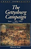 Gettysburg Campaign, June-July, 1863, Albert A. Nofi and David G. Martin, 0938289837
