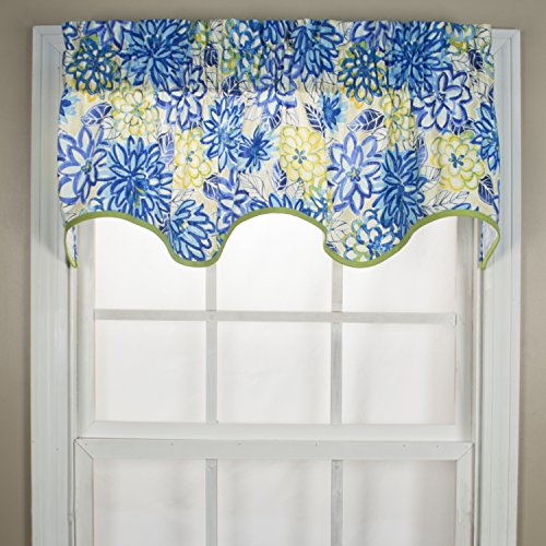 3pc Beige Yellow Sunflower And Butterfly Kitchen Cafe: Yellow And Blue Kitchen Curtain Ideas