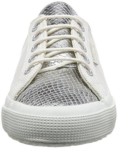 2750 Sneaker Superga Mehrfarbig White Adulto Silver Unisex Cotleasnakeu dwxqp