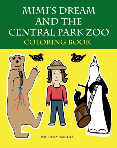Mimi's Dream and the Central Park Zoo Coloring ()