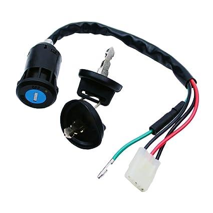 Ignition Key Switch HONDA 250 TRX250 TRX 250 1997 1998 1999 2000 2001 ATV NEW