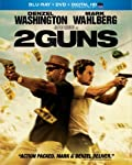 Cover Image for '2 Guns (Blu-ray + DVD + Digital HD with UltraViolet)'