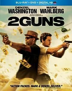 2 Guns (Blu-ray + DVD + Digital HD UltraViolet)
