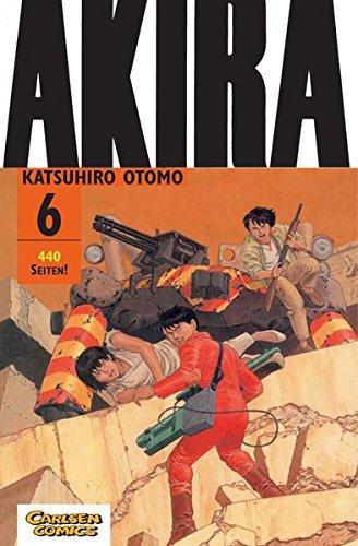 Akira, Original-Edition (deutsche Ausgabe), Bd.6